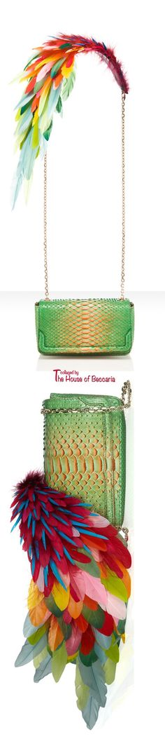 ~Christian Louboutin 20th anniversary one of a kind Artemis purse | The House of Beccaria