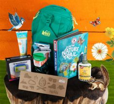 Backpack Explorer: On the Nature Trail Sweepstakes - Storey Publishing