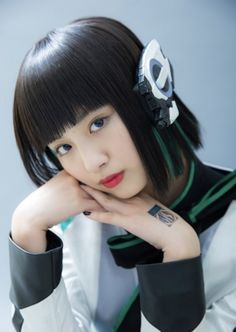Kamen Rider Kabuto, Kamen Rider Zi O, Zero One, Itsu, Japan Girl, No Name, Japanese Beauty, My Idol, Hair Beauty