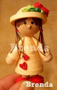 Muñeca por Brenda Soto