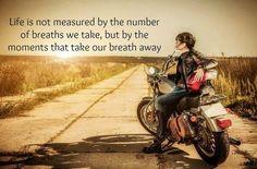 Photo about Biker girl sits on a motorcycle. Image of motor, brown, lady - 27164726 Harley Davison, Biker Quotes, Motorcycle Quotes, Biker Sayings, Biker Chick, Biker Girl, Lady Biker, Ducati, Ibiza