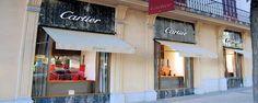Cartier en Calle Serrano, Madrid