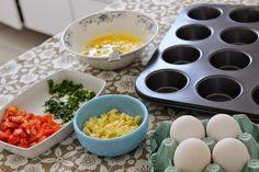 Casa, Cantinho e Coisinhas...: Omelete assado...