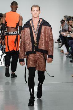 Bobby Abley Spring Summer 2016 Primavera Verano - London Collections: MEN - #Menswear #Trends #Tendencias #Moda Hombre - D.P.
