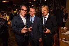 Viggo Mortensen and the cast of Far From Men join us at Cibo Wine Bar for dinner