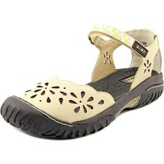 d97c1aa5eff8 Deva Women Round Toe Leather Nude Sport Sandal   Check out the image by  visiting the link. Women s Sandals