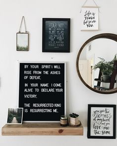 Love the aesthetic, but no religion for our home.