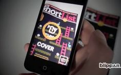 The cover of ShortList, a weekly men's magazine in the UK, took on a uniquely interactive quality this week thanks to Blippar.