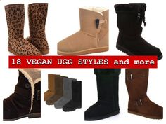 18 Vegan UGG Boot Alternatives: Many Great Styles and Price Levels
