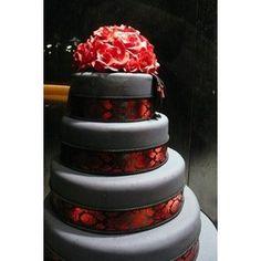 Gothic Wedding Cakes Birthday Cakes