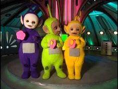 Teletubbies - Dirty Knees....what's really sad is I remember this episode!!! Lol