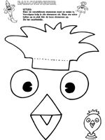 Zoeken - Knutselpagina.nl - knutselen, knutselen en nog eens knutselen. Bird Crafts, Animal Crafts, Diy And Crafts, Crafts For Kids, Hand Puppets, Finger Puppets, Creation Coloring Pages, Paper Bag Crafts, Egg Carton Crafts