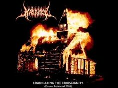Kasbeel - Eradicating the Christianity Cuban black metal