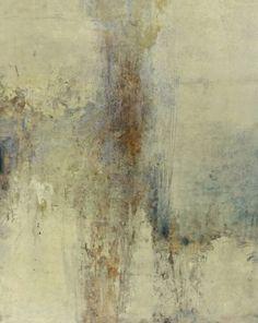 Oil & Wax painting by Rebecca Crowell. Collages, Art Grunge, Modern Art, Contemporary Art, Wax Art, Encaustic Painting, Painting Process, Painting Techniques, Art Oil