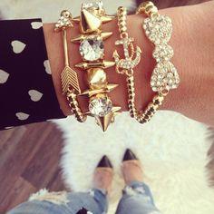 FashionHippieLoves: trend: Armparty