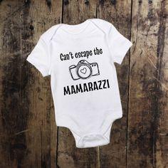 Mamarazzi Onesie