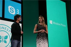 Microsoft brings out Jessica Alba to show off 'Kid's Corner' - CNET Mobile