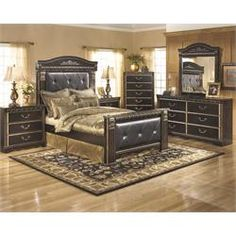 Mansion Bedroom Set components can add a contact of style and design to any home. Mansion Bedroom Set can mean many issues to many people, however all of them… Dark Brown Bedrooms, Black Bedroom Sets, 5 Piece Bedroom Set, Master Bedroom Interior, Home Interior, Interior Design, Interior Paint, Interior Ideas, Interior Decorating