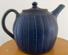 JOHN JELFS STUDIO POTTERY TEA POT COTSWOLD | eBay