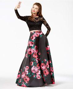 e4376383b 25 Best teens gown images | Junior dresses, Gowns online, Formal dresses