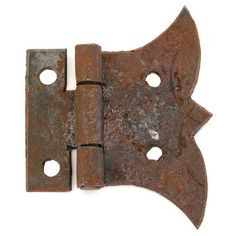 Crown Rustic Door Hinge Pack Of 4