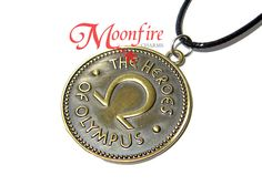 PERCY JACKSON Heroes of Olympus Necklace