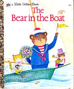 The Bear In Boat