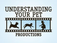 Veterinary logo design by http://www.beyondindigopets.com: Understanding Your Pet Productions logo
