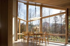 Passive solar house in NC