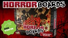 Ever wondered who would win in a horror movie battle royale? Horror Boards let's you settle the score with the highest body count!