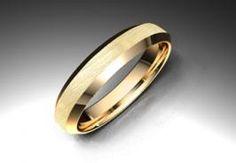 Alianza de oro rojo de 18K modelo Letizia - Alianzas de oro - Clemente Navarro by LK superficie mate 4mm de calibre #bodas #alianzas #novia | cnavarro.com