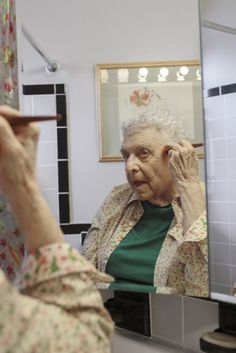 Thesis about elderly living alone?