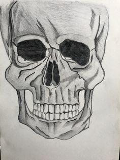 Art Portfolio, Skull, Skulls, Sugar Skull