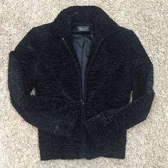 Black jacket Black Jacket can dress up or down 🎉🎉🍷😎 Jackets & Coats Utility Jackets