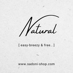 The NATURAL bride🌿 is synonymous with easy-breezy silhouettes and natural free-spirited styling! The key to achieving an effortless, natural bridal look is to not try too hard. ☘ In fact, the secret lies in the details and keeping it simple. . At SADONI we design natural effortless wedding dresses for you to feel as beautiful, free, and comfortable as you look! To breathe, dance, laugh into the night feeling as light and as your natural self as possible ✨ Try Harder, Sustainable Clothing, Keep It Simple, Bridal Looks, Slow Fashion, Free Spirit, Scandinavian Design, Dress For You, Silhouettes
