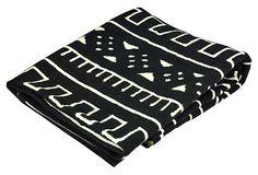African Mud Cloth on OneKingsLane.com