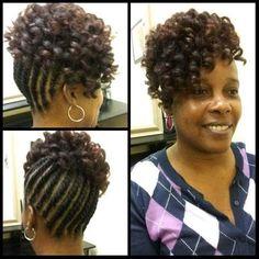 Black Hair Updo Hairstyles, Flat Twist Hairstyles, Crochet Braids Hairstyles, African Braids Hairstyles, Dreadlock Hairstyles, Wedding Hairstyles, Natural Hair Twist Out, Natural Hair Braids, Braids For Black Hair