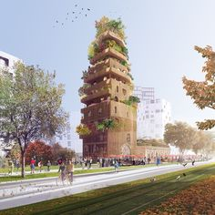 Realimenter Massena by DGT Architects