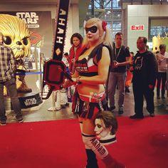 #nycc #nycc15 #cosplay #newyork #dc #harleyquinn