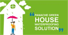 ‪#‎Waterproofing‬ ‪#‎solution‬ by ‪#‎PanacheGreen‬: : : For More Updates on Waterproofing Solutions Call Us Today - +91 992 518 8046 or Drop Email - info@panachegreen.com