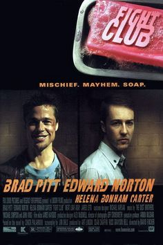 """25 Things You Didn't Know About The Movie """"Fight Club"""" ~ This is Awesome!"""