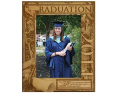 Graduation picture frame engraved in alder wood highlighting Scripture from Psalm with grad year for high school/college graduations from GiftWorksPlus. Graduation Picture Frames, Graduation Pictures, Word Of Faith, Thy Word, Psalm 119 105, Graduation Year, Psalms, Natural Beauty, High School