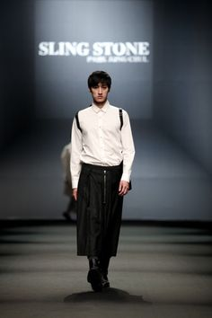 Sling Stone by Park Jong Chul 2012 F/W Korean Brands, Fashion Designers, Seoul, Korean Fashion, Photos, Pictures, Normcore, Park, Collection