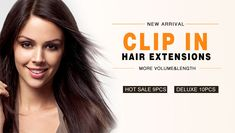 Clip in Hair Extentions