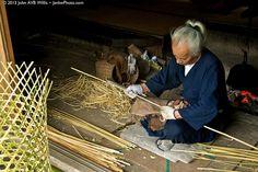 職人、竹職人/craftsman
