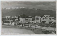 1920-1930 (?) Av. Los Leones. Santiago de Chile