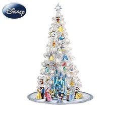Magic Of Disney Christmas Tree Collection  <3 <3