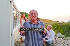 Dance with your dad before he can start dancing himself! © staplephotography.co.uk