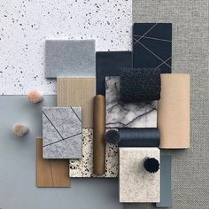 Put your ideas in a moodboard and let your interior design projects become reality.The post 4 Colourful Moodboards to Inspire You appeared first on Dekoration. Interior Design Blogs, Mood Board Interior, Home Design, Moodboard Interior Design, Luxury Interior, Marble Interior, Interior Design Presentation, Nordic Interior, Diy Interior