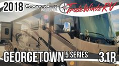 2018 Forest River Georgetown 5 Series 31R Class A Motorhome RV For Sale Tradewinds RV Center Shop 2018 Georgetown 5 Series 31R and check out our huge online selection now at or call TradeWinds RV at 810-547-5965!  Elevate your qualit